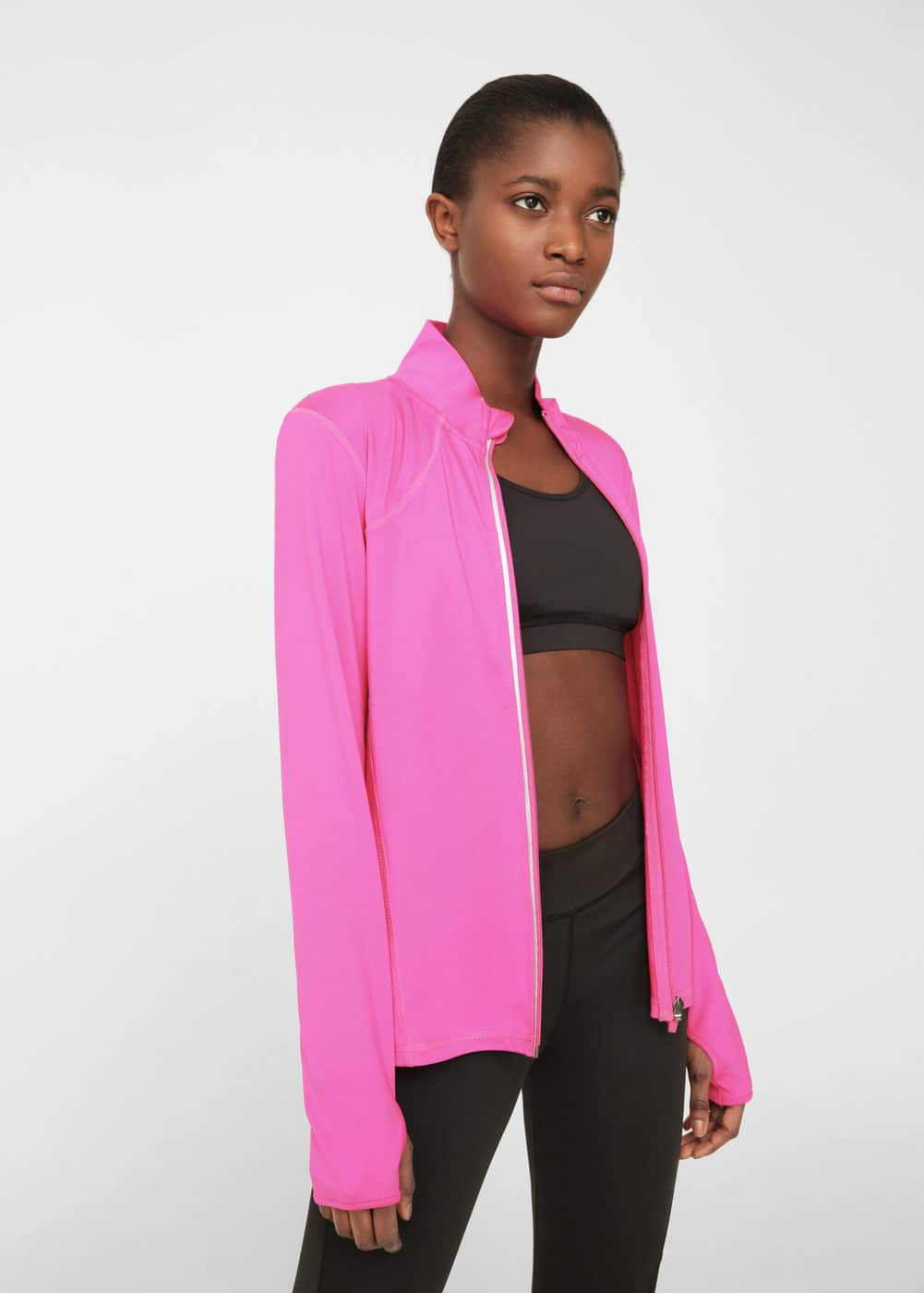 Chaqueta training | MANGO