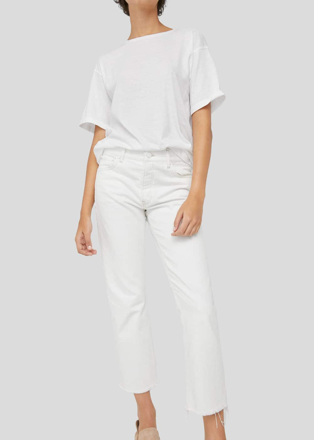 Committed relaxed jeans | MANGO