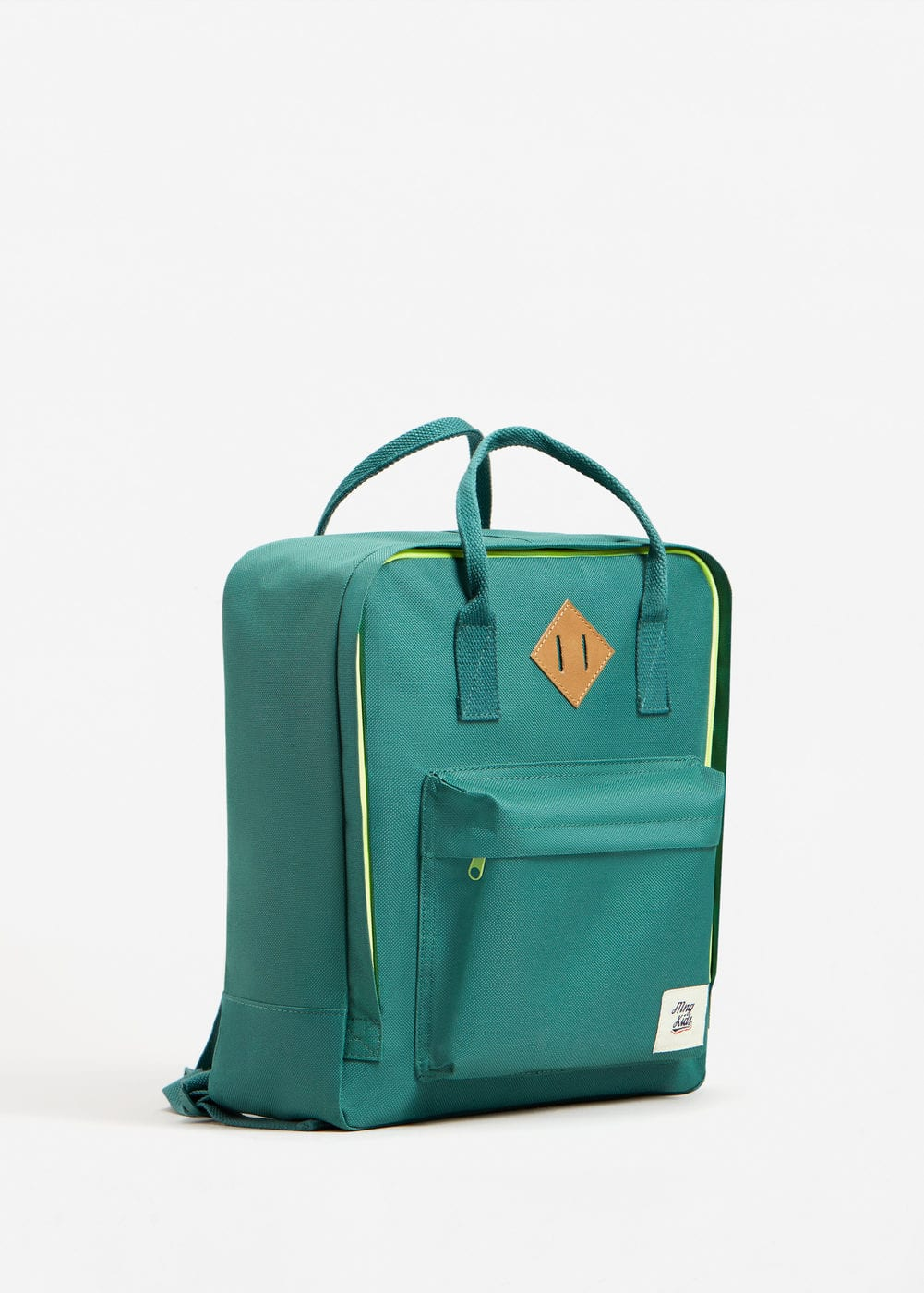 Front pocket backpack | MANGO KIDS