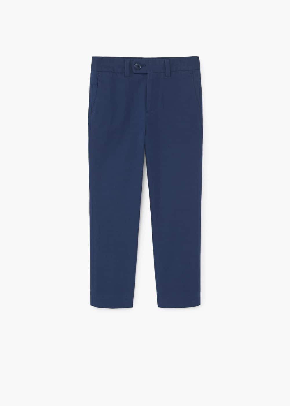 Straight suit trousers | MANGO KIDS