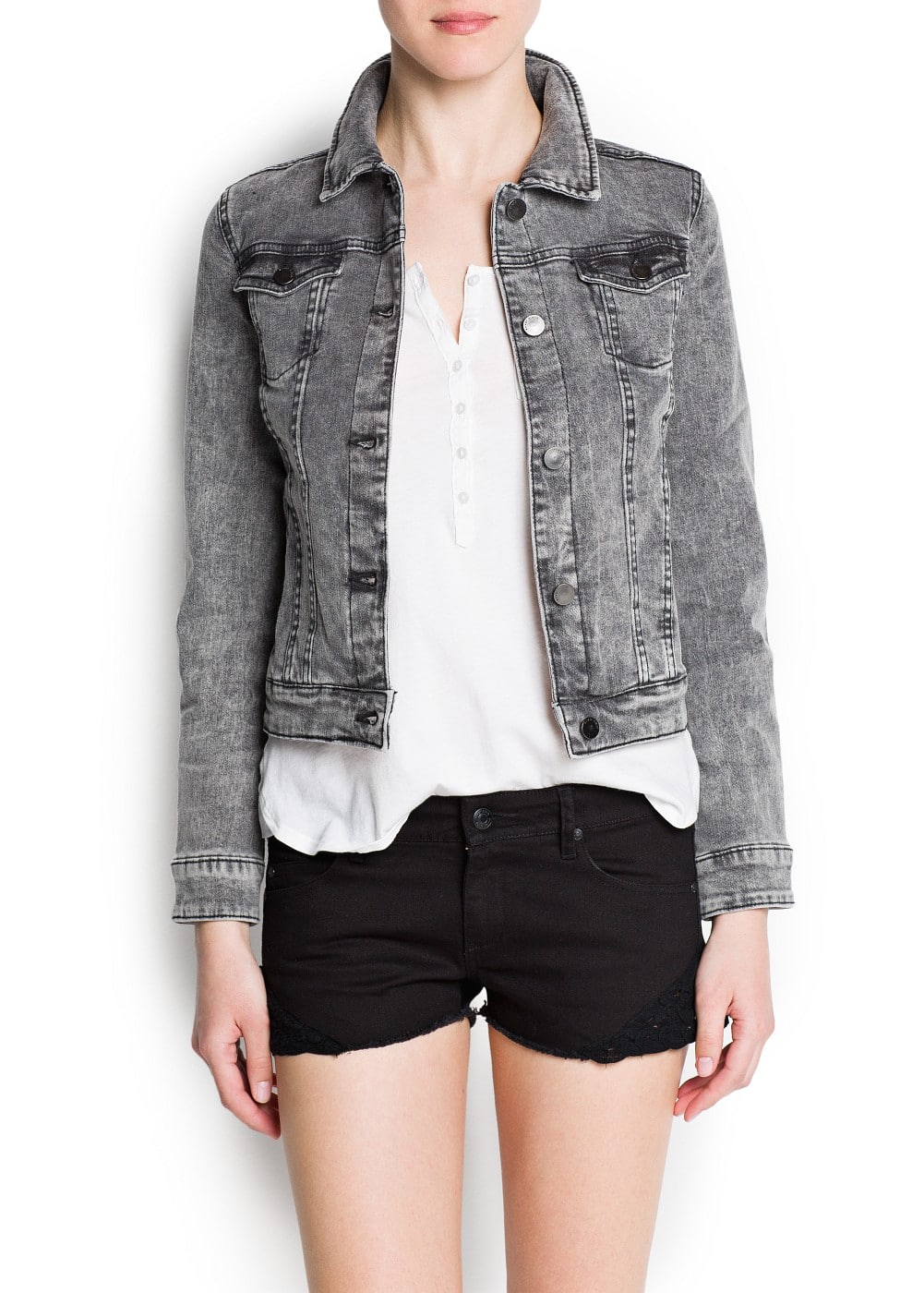 Denim jacket | MANGO