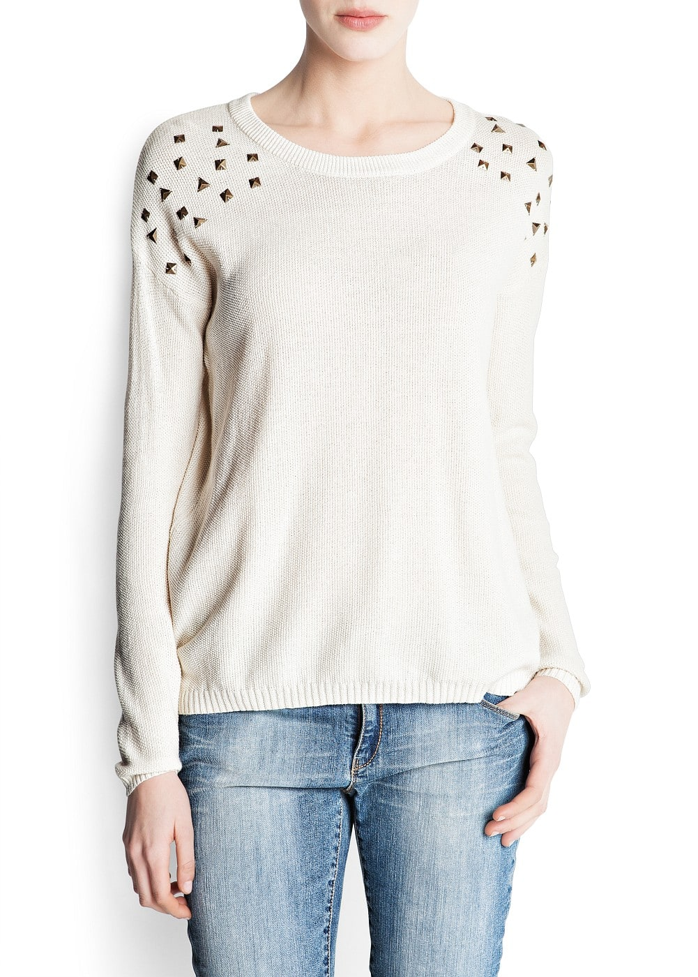 Cotton rocker jumper | MANGO