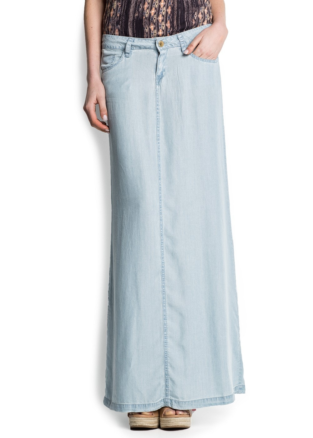 long skirt | MANGO