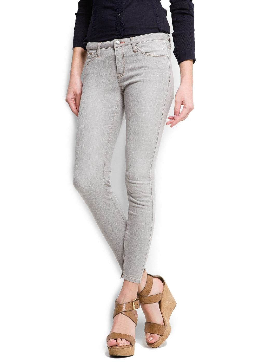 Super slim jeans | MANGO