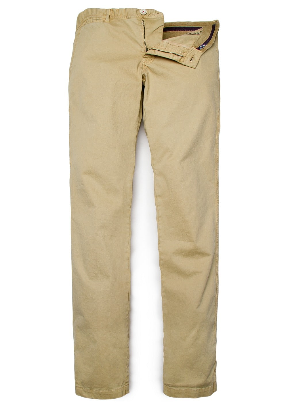 Cotton slim-fit chino | MANGO MAN