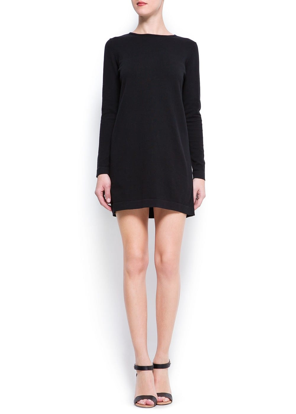 Sweater dress | MANGO