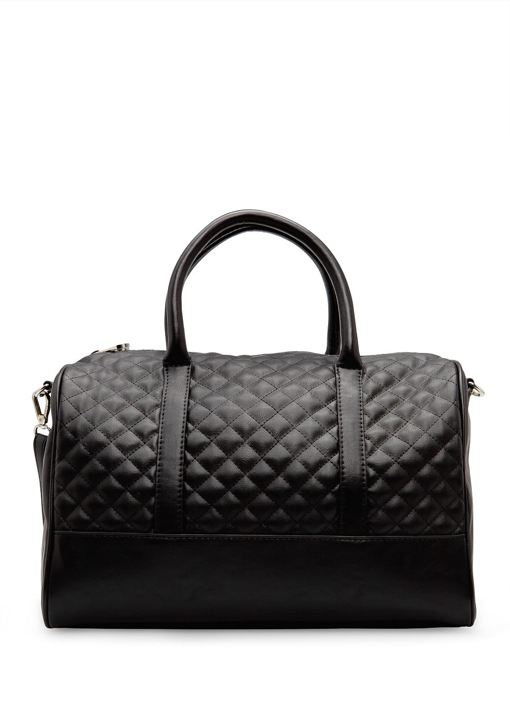 Quilted bowling bag | MANGO