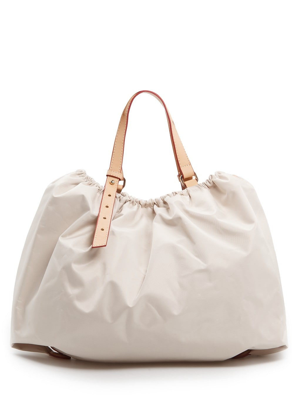 Nylon shopper bag | MANGO