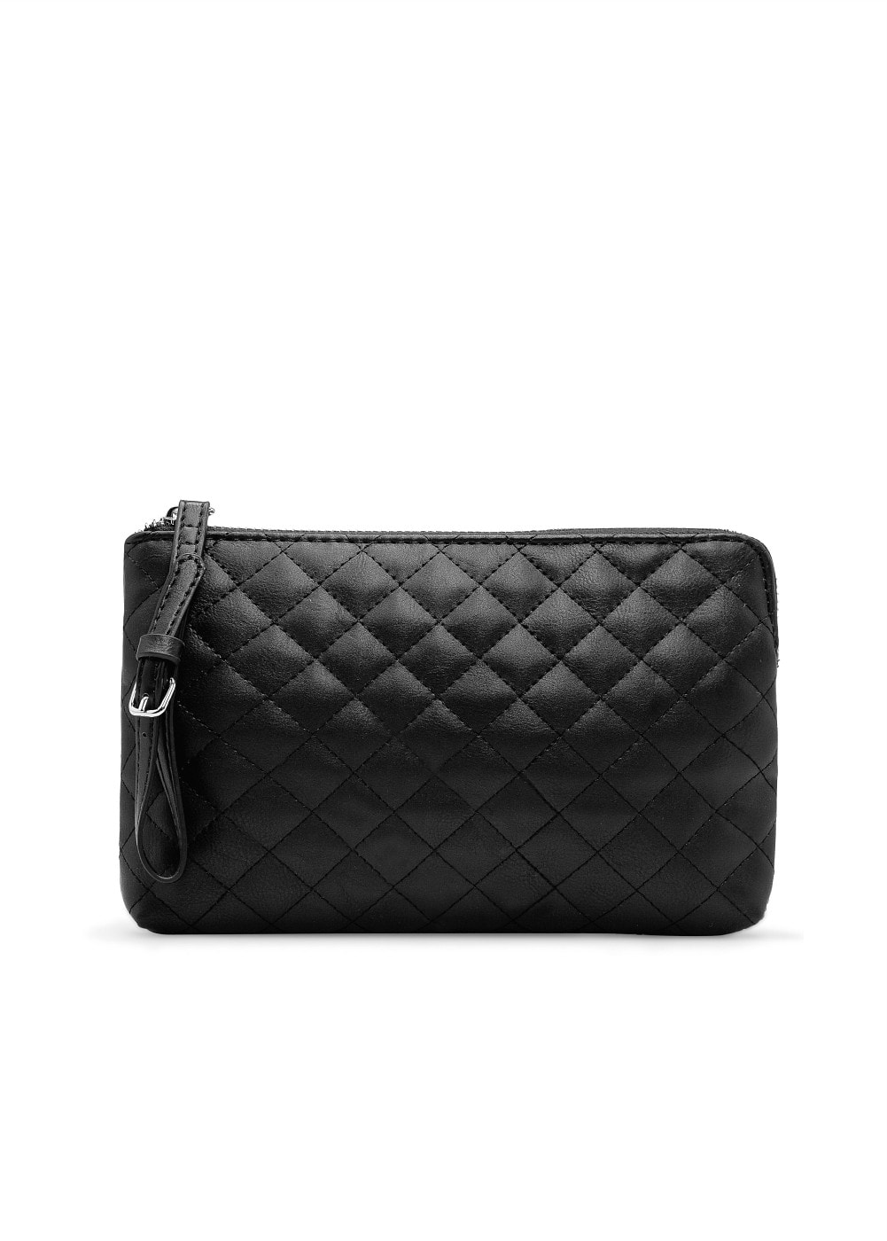 Quilted pouch | MANGO