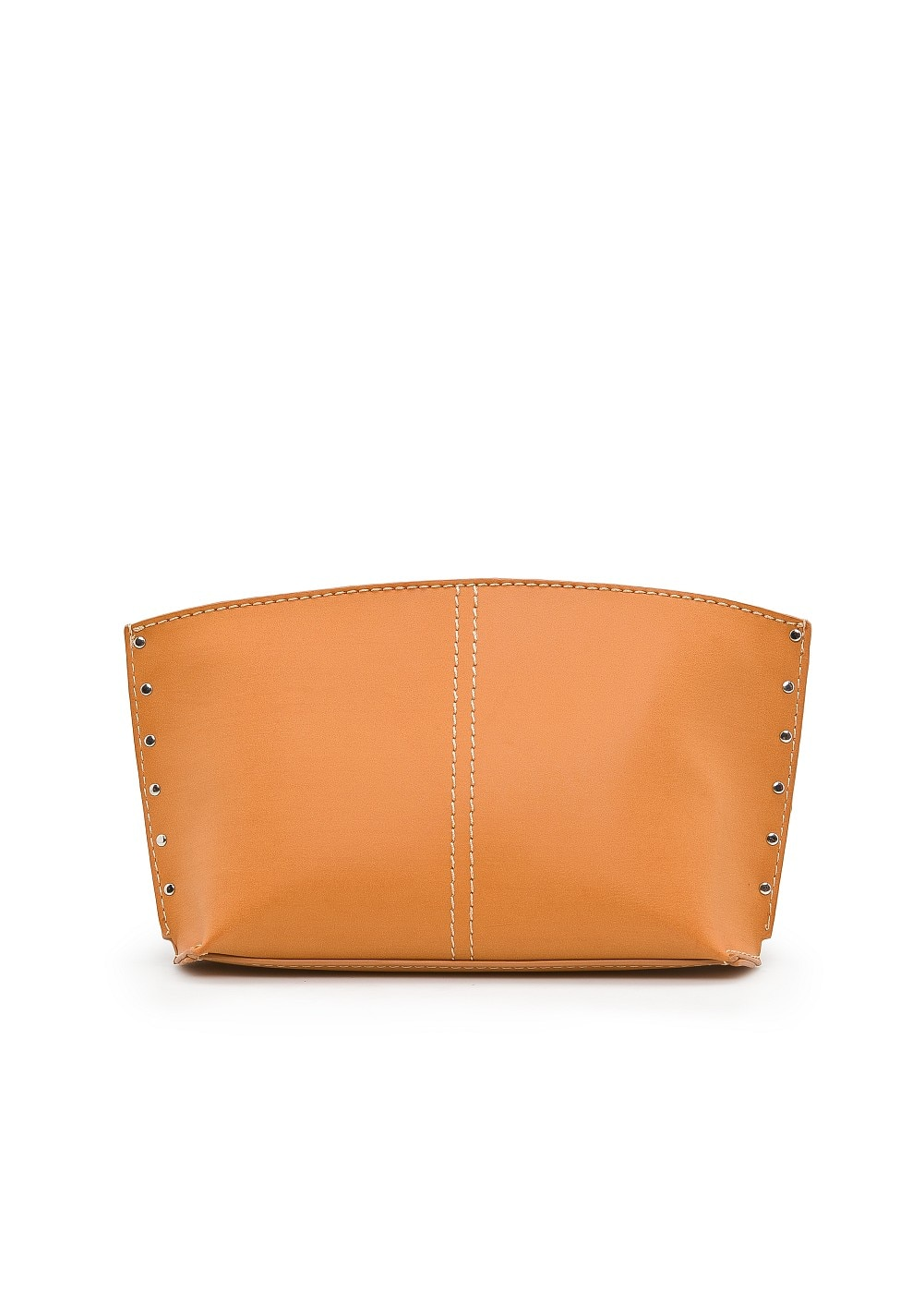 Metallic rivets cosmetic bag | MANGO