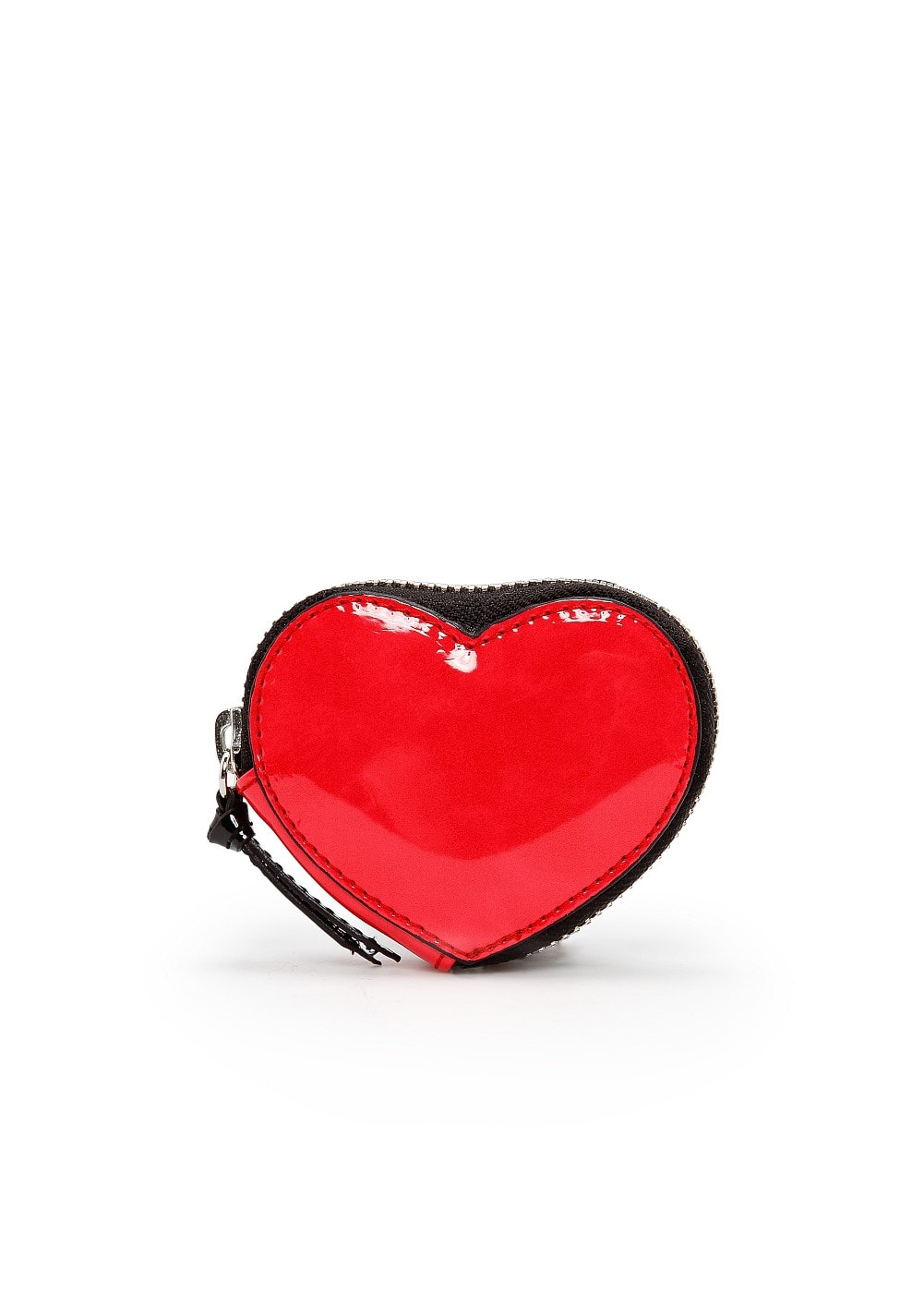 Heart shaped coin purse | MANGO