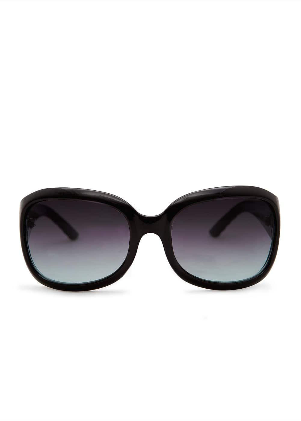 Embossed arms sunglasses | MANGO