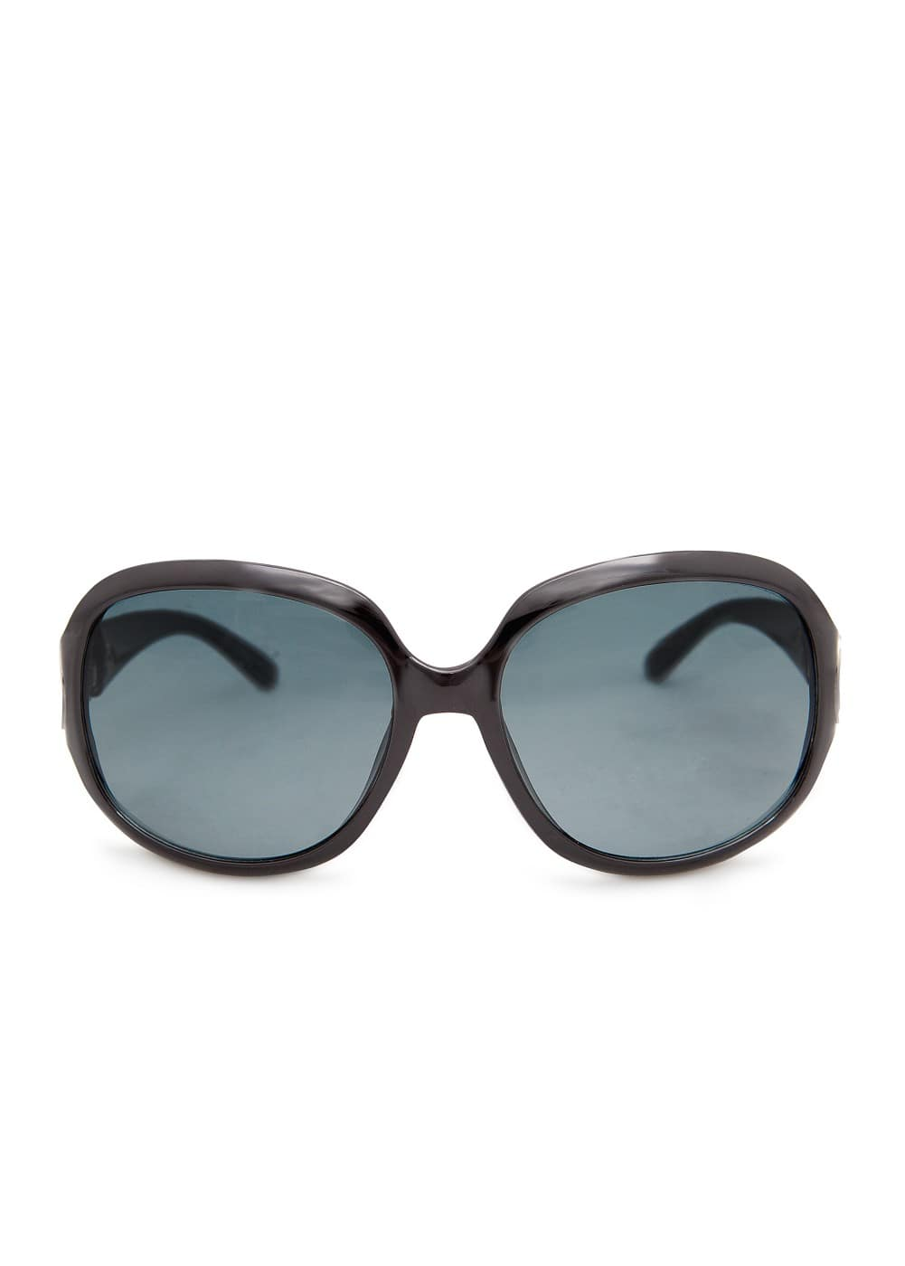Metallic detail sunglasses | MANGO
