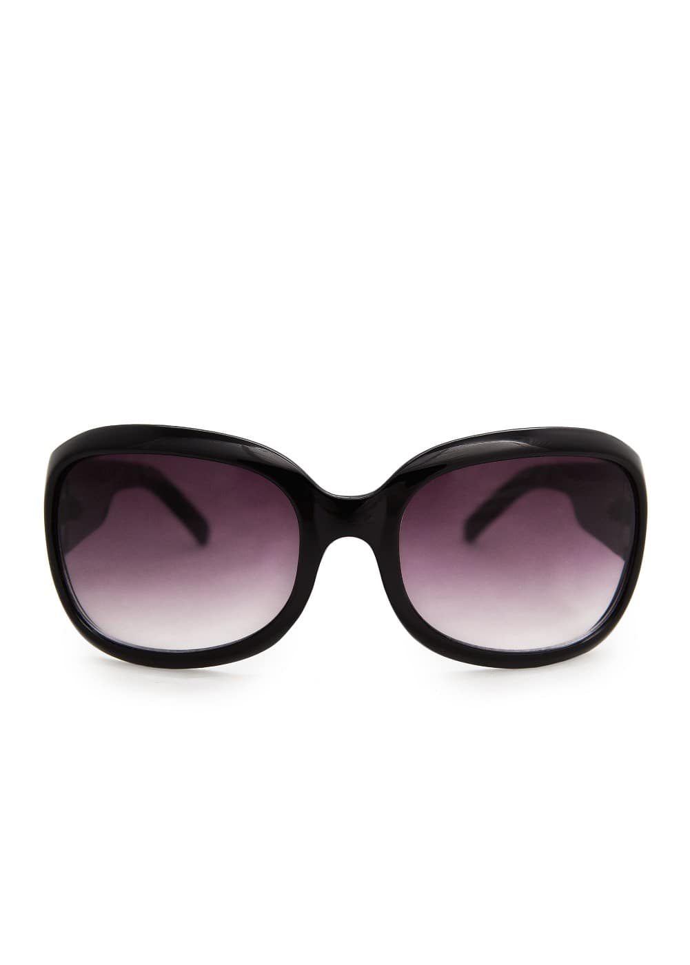 Metal plate sunglasses | MANGO