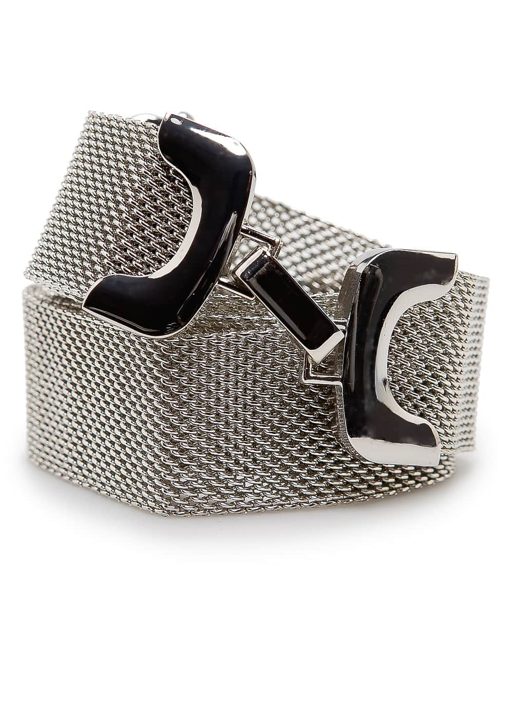 Hook mesh belt | MANGO