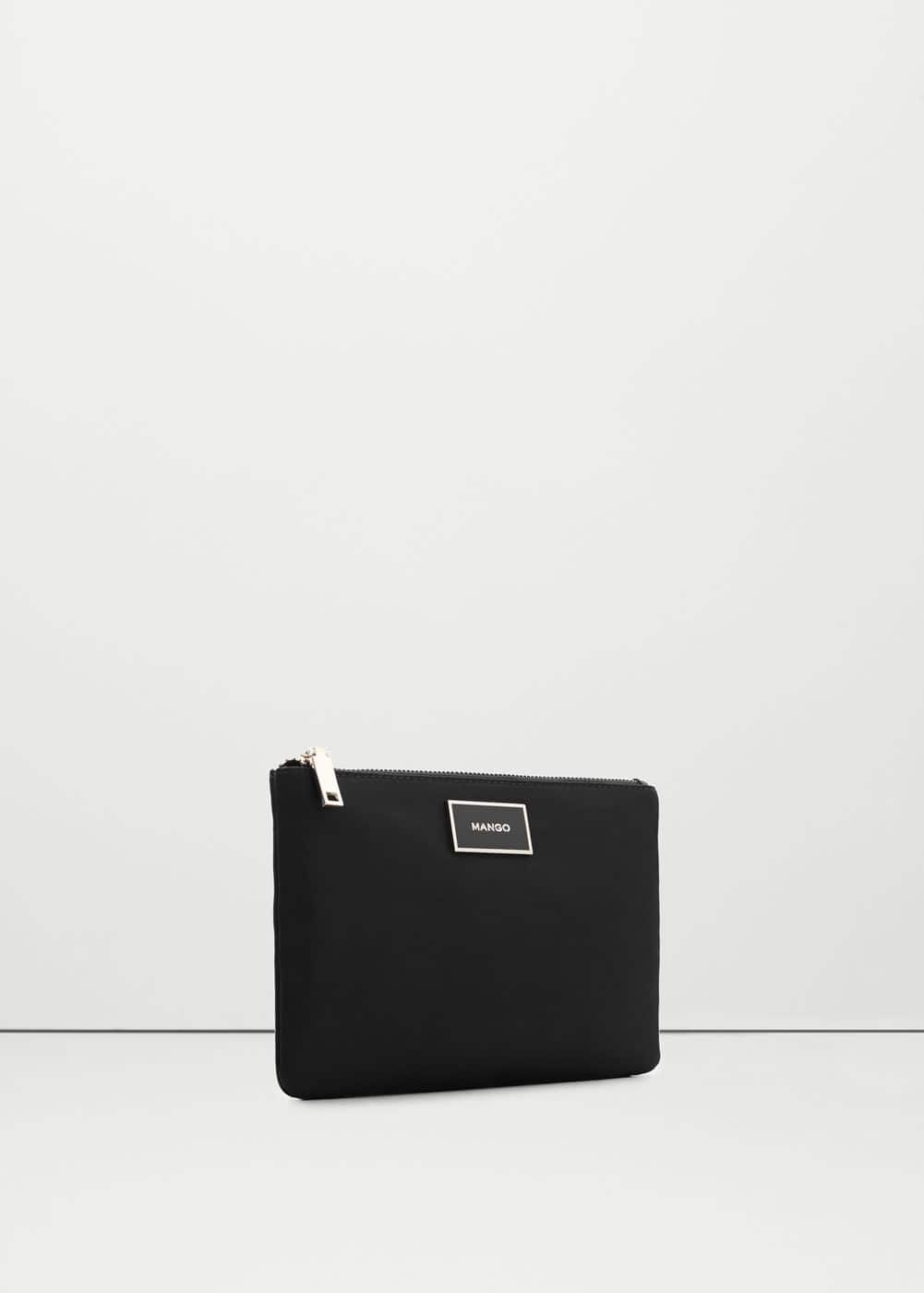 Zip cosmetic bag | MANGO