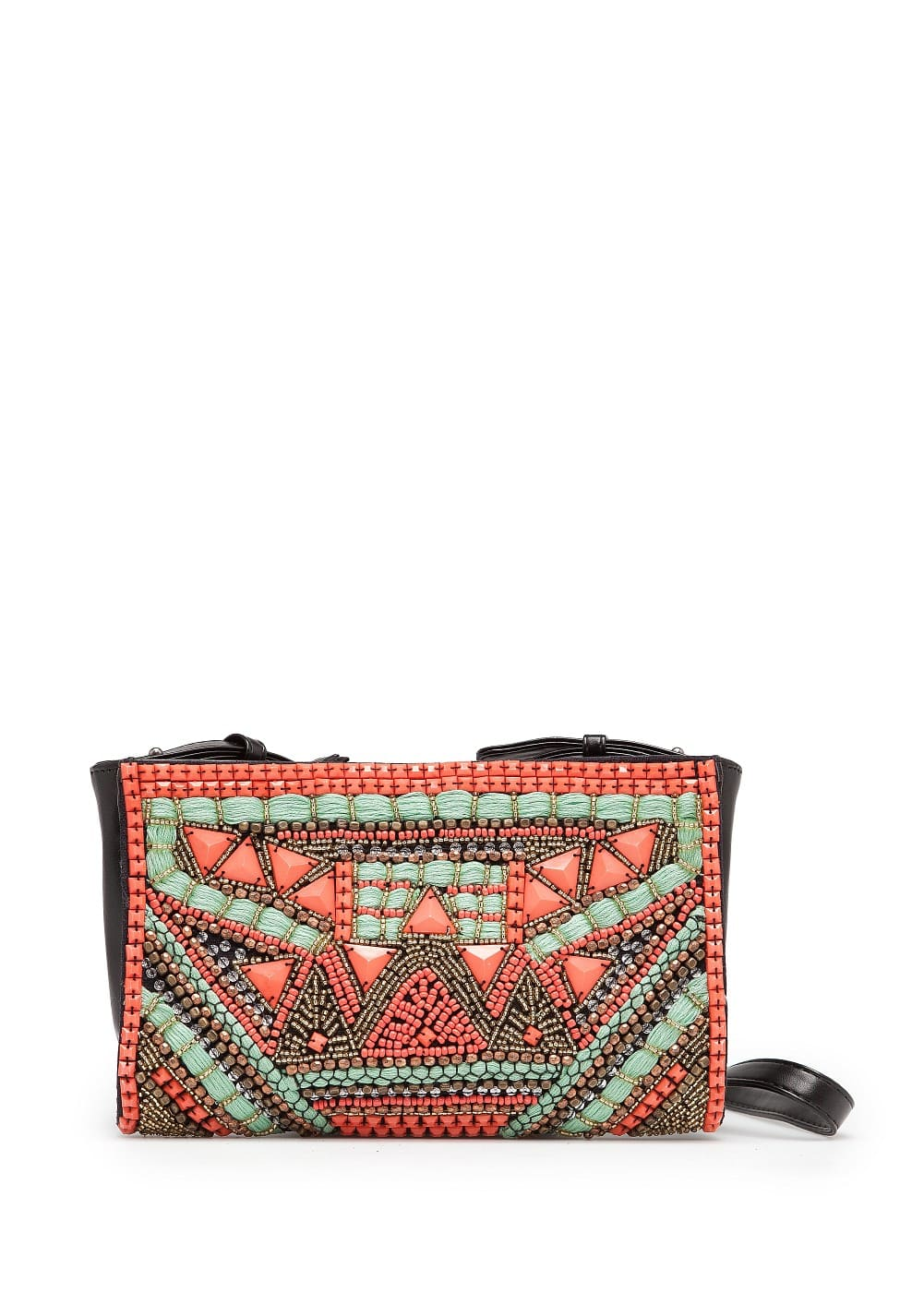 Tribal style bag | MANGO