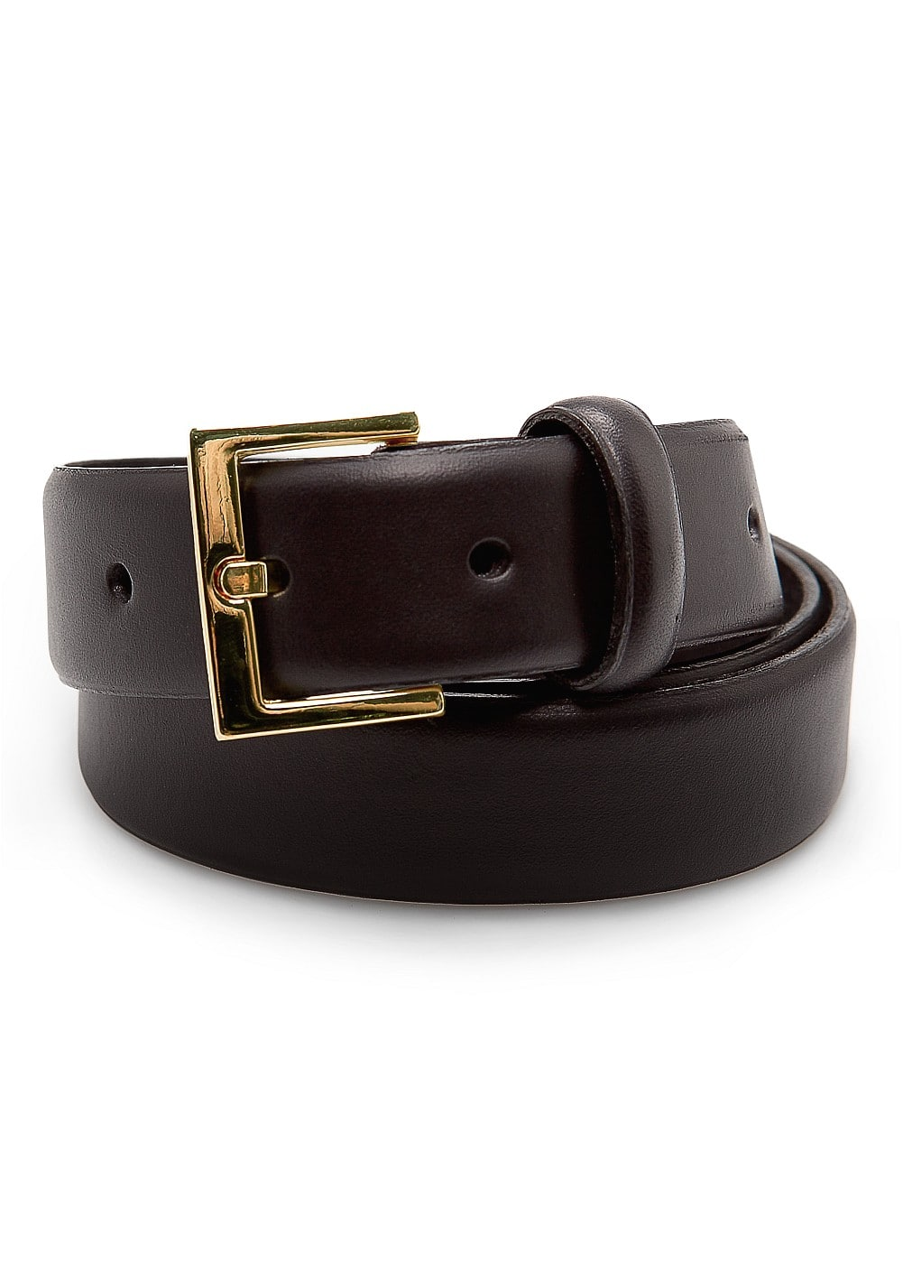 Leather belt | MANGO
