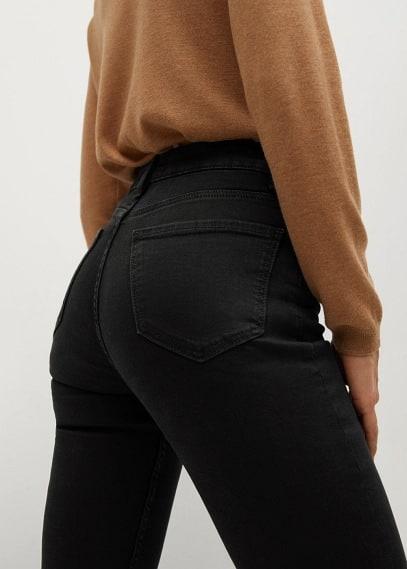 Широкие и расклешенные джинсы Mango (Манго) 87001024: изображение 6