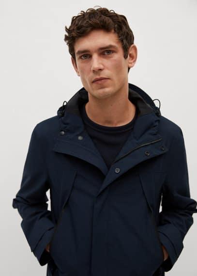 Куртка Mango (Манго) 87004002: изображение 3