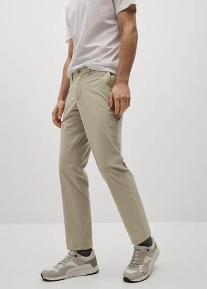 Мужские брюки Mango (Манго) 87004014