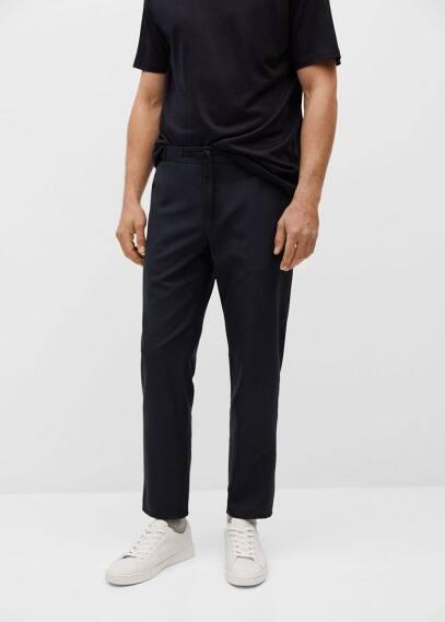 Мужские брюки Mango (Манго) 87004015