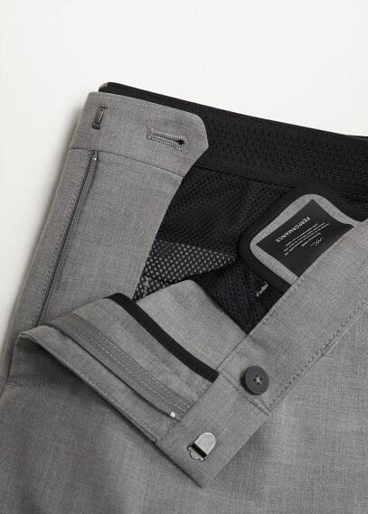 Мужские брюки Mango (Манго) 87004018: изображение 3