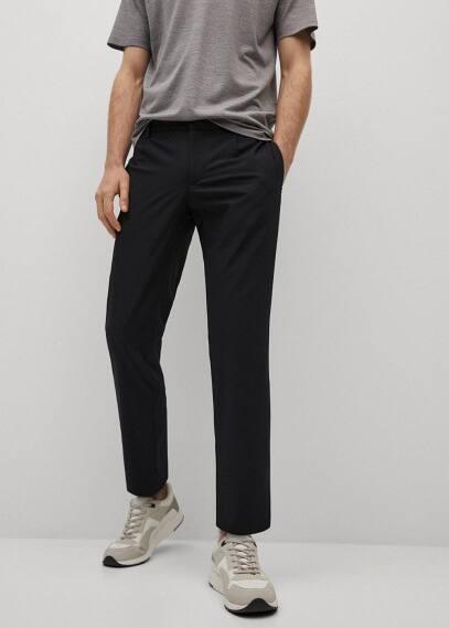 Мужские брюки Mango (Манго) 87004018