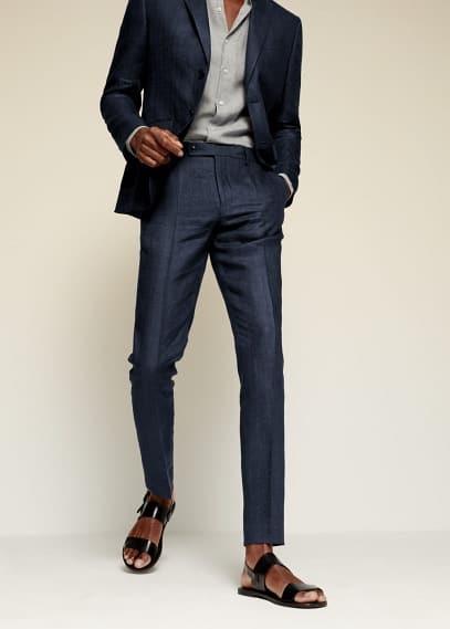 Мужские брюки Mango (Манго) 87005560