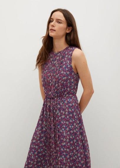 Платье Mango (Манго) 87007131