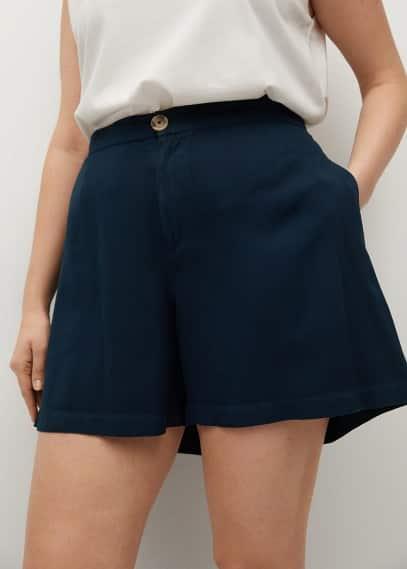 Женские шорты Mango (Манго) 87007562