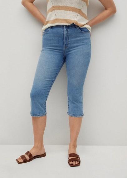 Женские джинсы Mango (Манго) 87007564