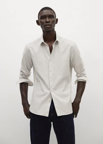 Рубашка Mango (Манго) 87010518