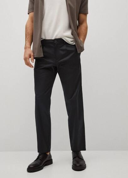 Мужские брюки Mango (Манго) 87015634