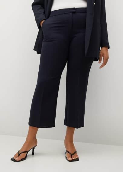 Женские брюки Mango (Манго) 87015653: изображение 2