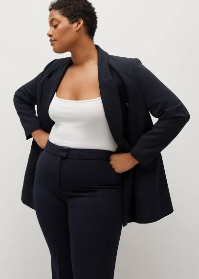 Женские брюки Mango (Манго) 87015653: изображение 3