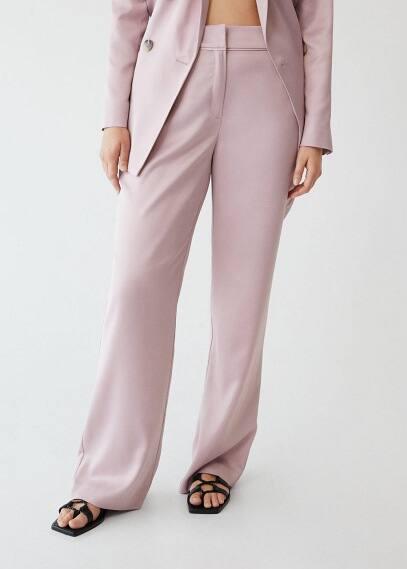 Женские брюки Mango (Манго) 87015654