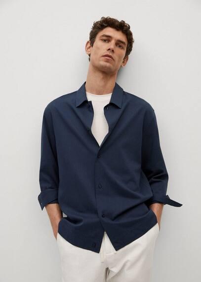 Рубашка Mango (Манго) 87017635