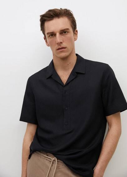 Рубашка Mango (Манго) 87017636