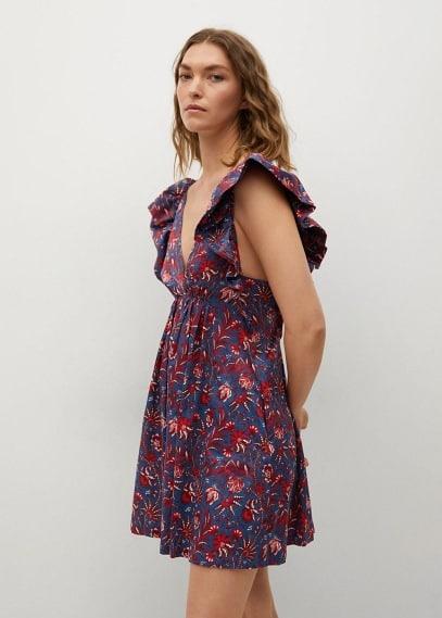 Платье Mango (Манго) 87019406: изображение 2