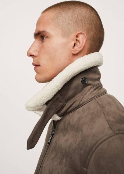 Куртка Mango (Манго) 87020507: изображение 4