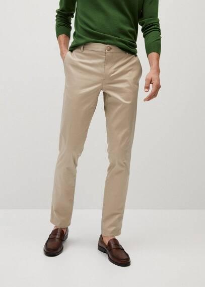 Мужские брюки Mango (Манго) 87020508