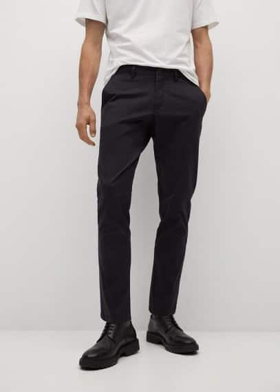 Мужские брюки Mango (Манго) 87020513