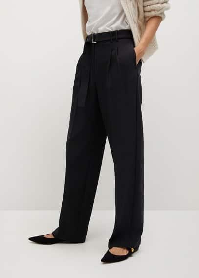 Женские брюки Mango (Манго) 87020557
