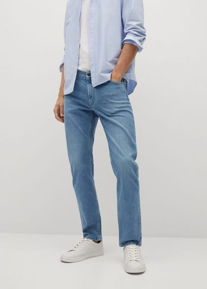 Мужские джинсы Mango (Манго) 87020560