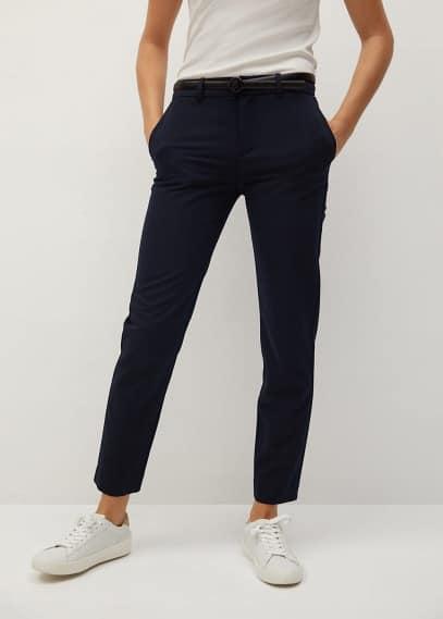Женские брюки Mango (Манго) 87022884