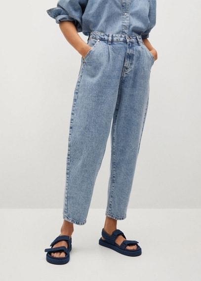 Женские джинсы Mango (Манго) 87024046