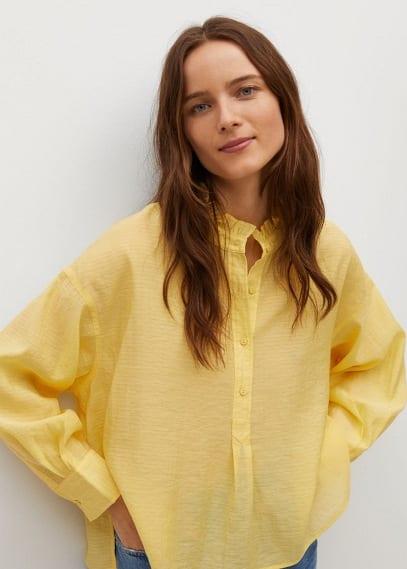Блуза Mango (Манго) 87025663