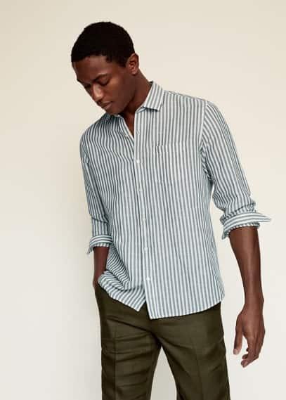 Рубашка Mango (Манго) 87025669