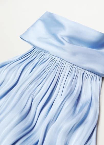 Вечернее / коктейльное платье Mango (Манго) 87025686: изображение 6